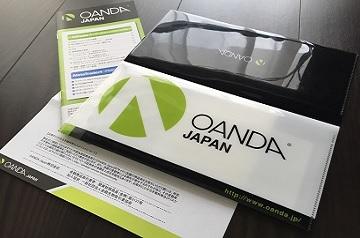 デイトレードのためのMT4を利用してトレードができるFX会社OANDA